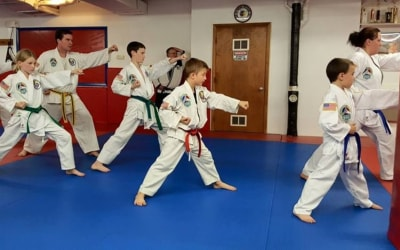 Family & Kids Martial Arts - Janesville WI