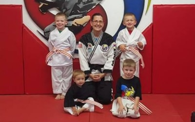 PreK Martial Arts for Toddlers - Janesville WI